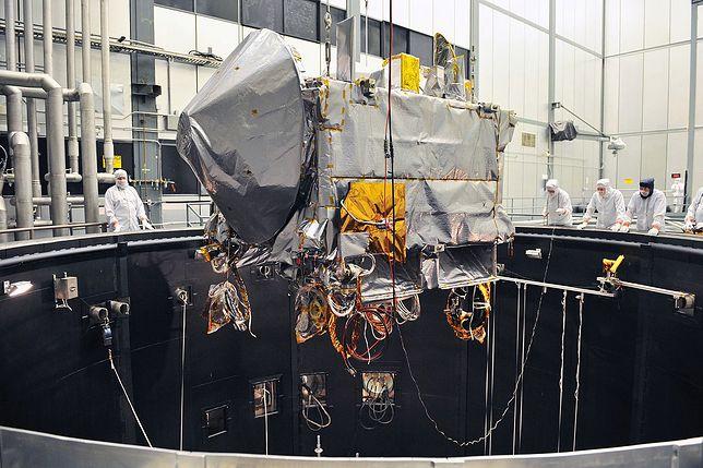 Satelita OSIRIS-REx