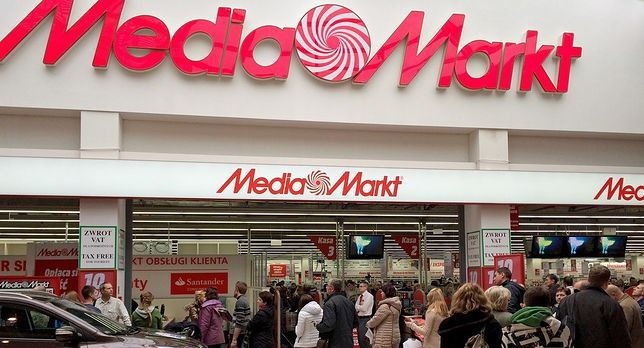 Oszuści podszywają pod MediaMarkt