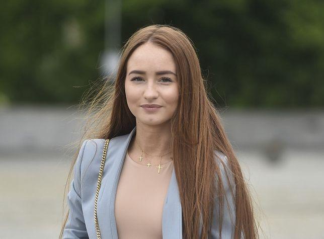 Angelika Mucha pozazdrościła swojej koleżance.