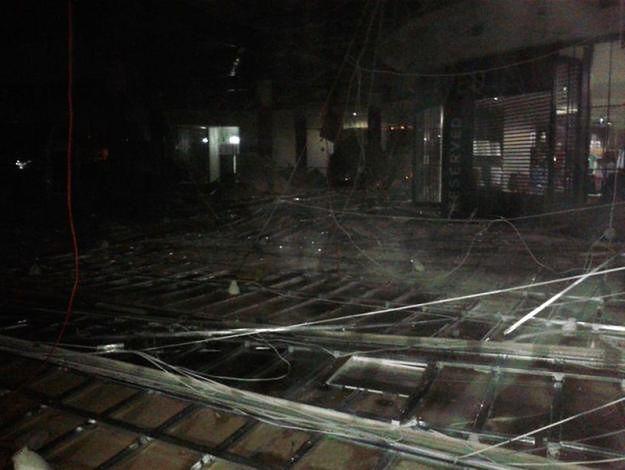 Nie ma winnych zawalenia się sufitu w Poznań City Center