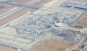 Boeing 737 lądował awaryjnie na lotnsku w Tel Awiwie