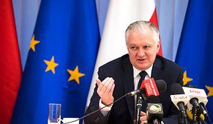 ''Minister rządu RP chce lekceważyć niekorzystne dla PiS prawo UE. To idiotyczny bunt''