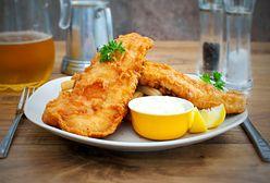Gotowanie na ekranie: fish and chips