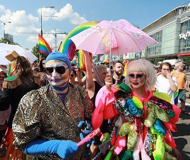 Parada Równości. Po raz dwudziesty na ulicach Warszawy