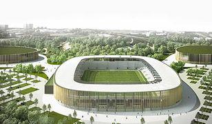 Sosnowiec. Za rok miasto zyska obiekty sportowe o światowym poziomie