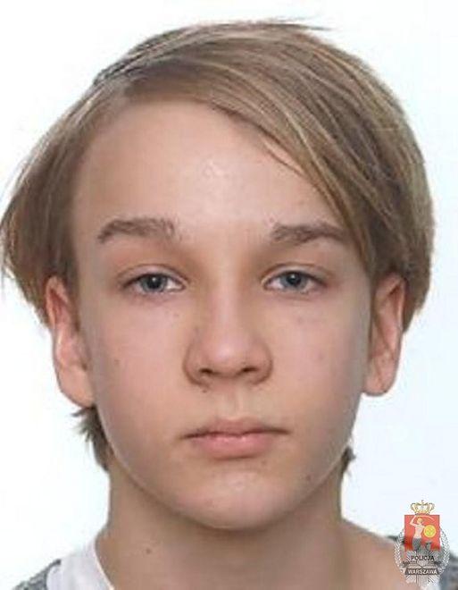 Zaginął 17-letni Jan Bobula