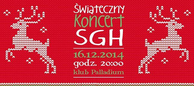 Świąteczny Koncert SGH. Możesz wylicytować kolację ze studentami