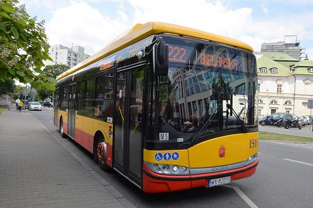 Warszawa stawia na ekologiczny transport. Do 2050 roku wymienią cały tabor