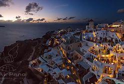Santorini - najbardziej zachwycająca grecka wyspa