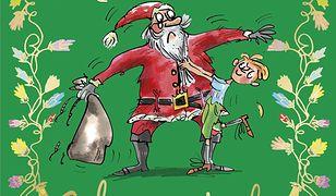 Sztuczna broda Świętego Mikołaja