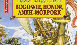 Bogowie,honor,Ankh-Morpork