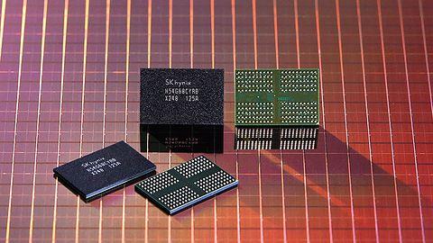 Zmiany na rynku pamięci. Wygląda, że w czwartym kwartale pamięć RAM stanieje