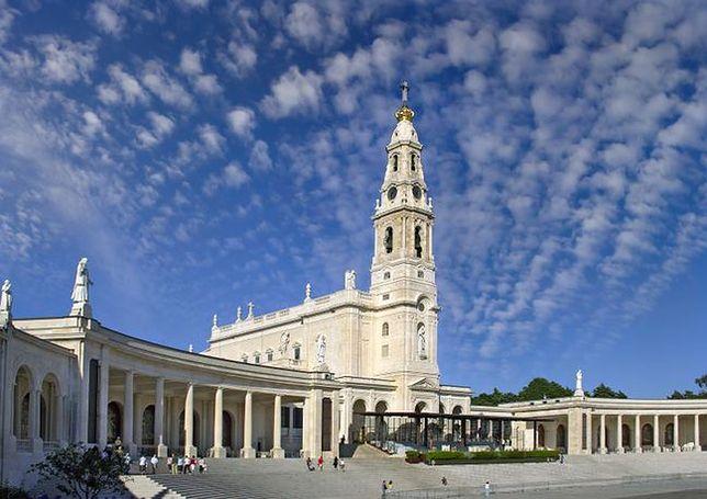 Portugalia - rocznica objawień fatimskich