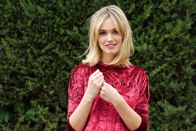 Sukienka z golfem, czyli ciepły i zarazem ładny strój na jesień do biura