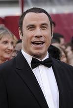 John Travolta wypłoszony z planu
