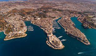 Valletta to najbardziej nasłonecznione miasto Starego Kontynetu