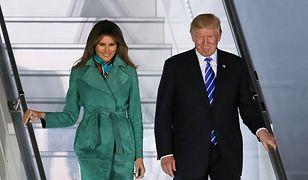 Melania Trump w Polsce. Zobacz, skąd pochodzi żona prezydenta USA