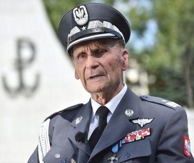 Gen. Zbigniew Ścibor-Rylski nie będzie sądzony. Ze względu na zły stan zdrowia