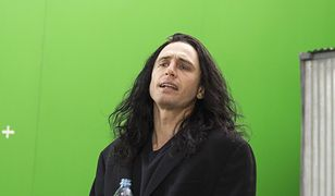 "James Franco jako Tommy Wiseau w filmie ""The Disaster Artist"""