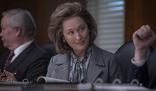 """Rola w """"Czwartej władzy"""" może przynieść Meryl Streep czwartego Oscara"""
