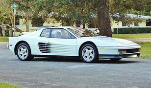 "Ferrari Testarossa z serialu ""Miami Vice"" trafi na aukcję"