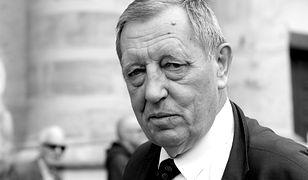 Jan Szyszko nie żyje. Były minister zdrowia i polityk PiS zmarł w wieku 75 lat