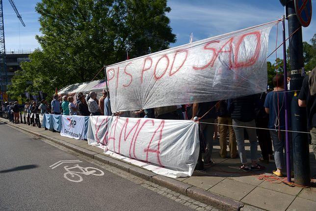 Przed Sejmem i Sądem Najwyższym: powstrzymajmy zamach stanu!
