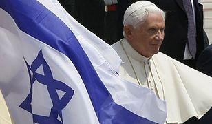 Papież z wizytą w Izraelu