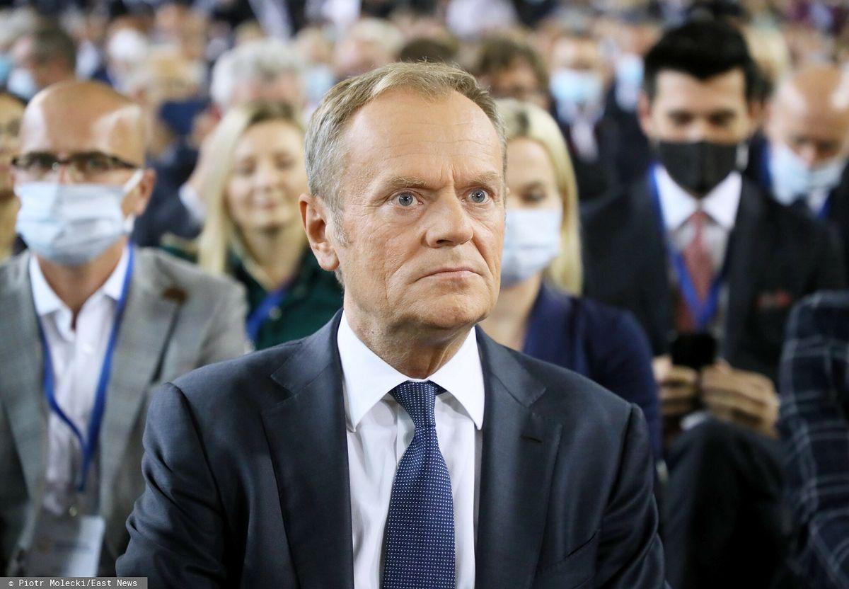 Tusk wbija szpilę Morawieckiemu. Przypomina słowa o chlebie