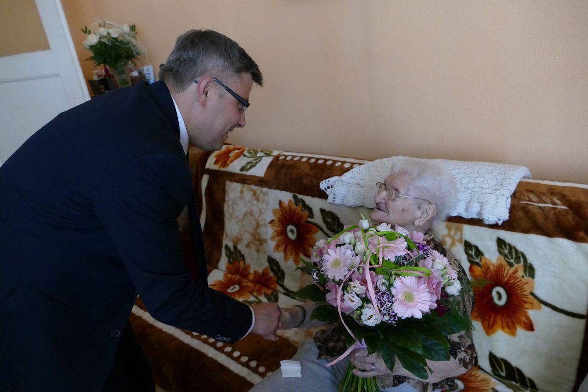 Najstarsza Polka skończyła 113 lat. Dostała życzenia od premiera