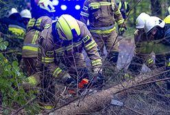 Wichury nad Polską. Zginęły cztery osoby. Tysiące interwencji strażaków