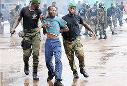 W Gwinei zginęło co najmniej 58 demonstrantów