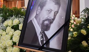 Pogrzeb Bernarda Ładysza. Legendarny śpiewak spoczął w Alei Zasłużonych