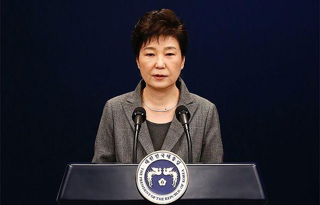 Parlament Korei Południowej zagłosował za odsunięciem od władzy prezydent Park Geun Hie