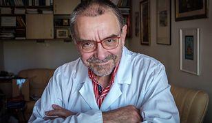 Romuald Dębski był inspiracją dla wielu lekarzy