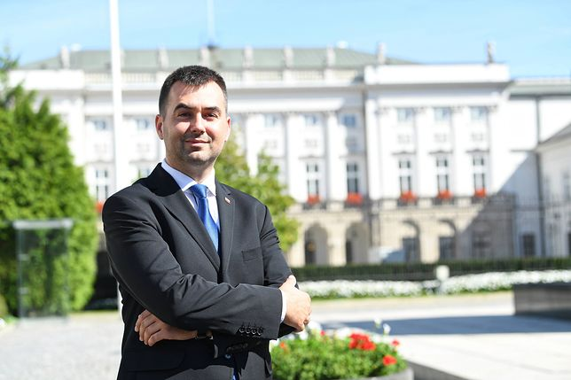 Debata o niemieckiej praworządności w Pałacu Prezydenckim? Spychalski: to bardzo dobry pomysł