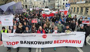 Frankowicze gotowi do założenia partii politycznej.