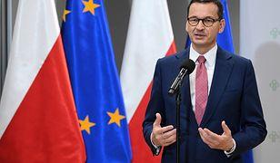 Mateusz Morawiecki o zmianach na listach wyborczych PO: Grzegorz Schetyna się przestraszył