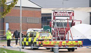 Wielka Brytania. 39 ciał w ciężarówce w Essex. Jest trzeci aresztowany