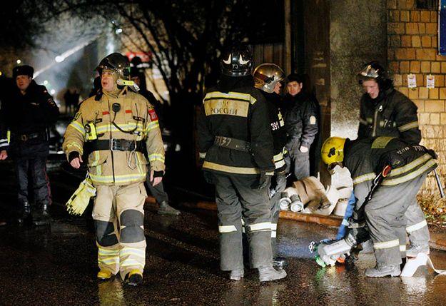 23 osoby zginęły w pożarze ośrodka dla nerwowo chorych