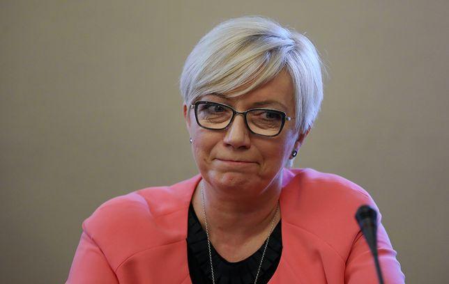 Zdaniem prezes TK Andrzej Duda nie wszedł w kompetencje sądów