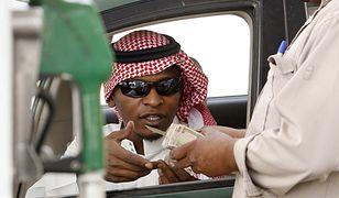 Opłata za usługi w Arabii Saudyjskiej