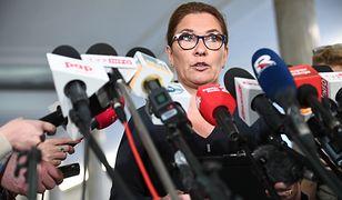 Spotkanie kierownictwa PiS na Nowogrodzkiej. Beata Mazurek tłumaczy, o czym będą rozmawiać