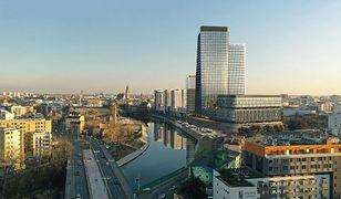 Wrocław. Wyścigi na wysokość. Cavatina buduje 34-piętrowy budynek nad Odrą