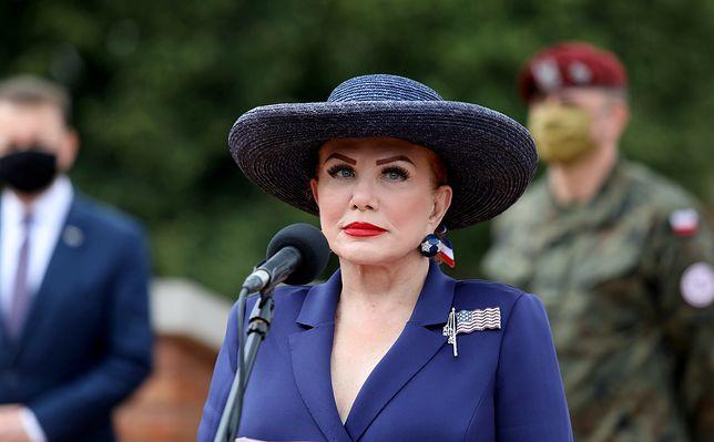 Ambasador USA Georgette Mosbacher składa rezygnację ze stanowiska