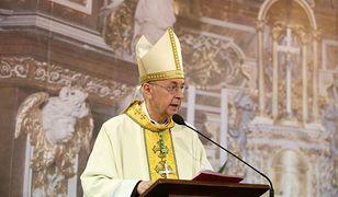 Abp Gądecki: ataki na chrześcijaństwo kwestionują polską tożsamość