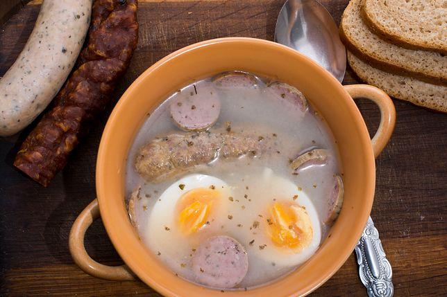 Żurek - przepis na tradycyjną zupę wielkanocną