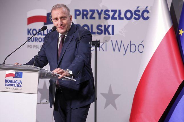 Grzegorz Schetyna twierdzi, że PiS nie radzi sobie w negocjacjach z UE