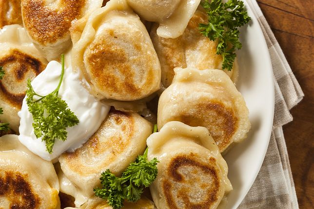 Pierogi - symbol polskiej kuchni