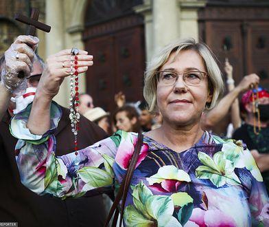 Kraków. Kurator Barbara Nowak porównuje UJ do agencji towarzyskiej. Kontrowersyjny wpis na Twitterze